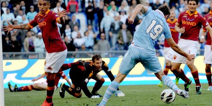SOCCER: ITALY CUP FINAL; ROMA-LAZIO