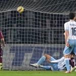 Soccer: Italy's Cup; Torino-Lazio