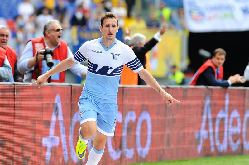 Lazio - Chievo campionato calcio serie a 2014-2015