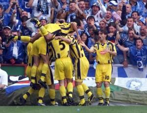 CoppaDelleCoppe_Mallorca-Lazio_1999_Esultanza