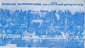 Adesivo Eagles Supporters
