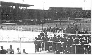 Lo Stadio del Partito Nazionale Fascista