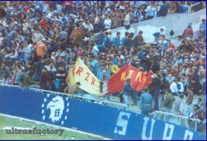 Bandiera forza roma