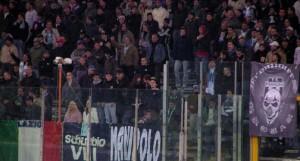 Stendardo Partizan Belgrado