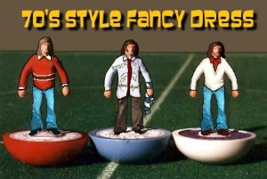 70's Style Subbuteo